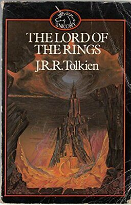 The Lord of the Rings (Unicorn) by Tolkien, J. R. R. Paperback Book The Cheap