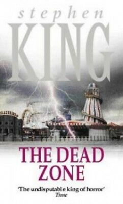 The Dead Zone, King, Stephen Paperback Book The Cheap Fast Free Post