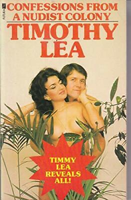 Confessions from a Nudist Colony by Lea, Timothy Paperback Book The Cheap Fast