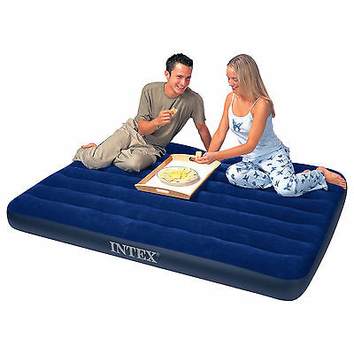Intex Full Size / Double Classic Downy Airbed #68758