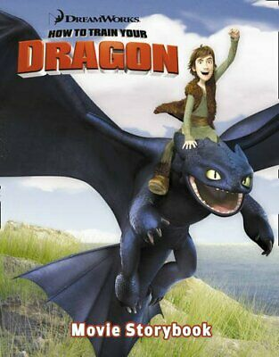 How to Train Your Dragon - Movie Storybook by Brown, Rennie Paperback Book The