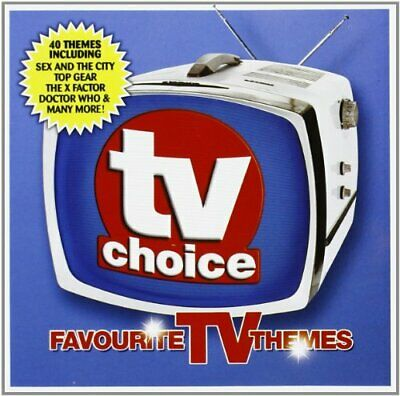 TV Choice - TV Themes -  CD OCVG The Cheap Fast Free Post The Cheap Fast Free