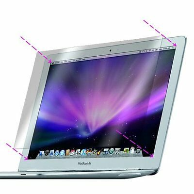 Fosmon Crystal Clear LCD Screen Protector for Apple Macbook, Macbook Air Laptop