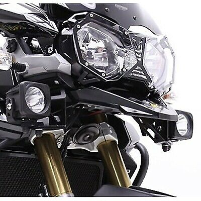Denali DX Dual Intensity Road Motorcycle/Bike Night Riding LED Light Beam Kit