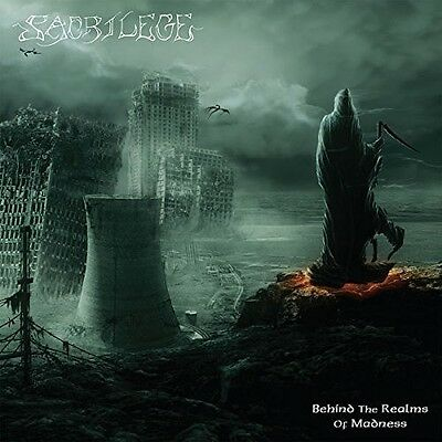 Sacrilege - Behind the Realms of Madness [New CD] Reissue