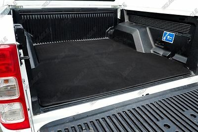 2016 Ford Ranger Wildtrak Carpet Boot Mat - Non Slip Carpet Load Liner Dog Mat