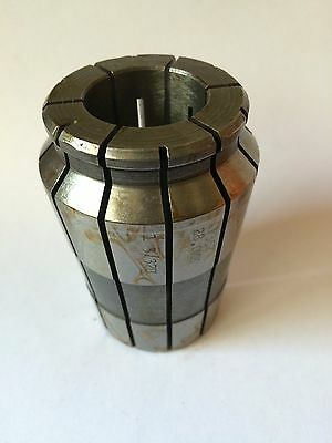 "1 x Acura Flex Collet AF 352 1.3/32"" 28mm New! Cnc Chucks"