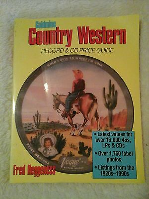 Goldmine Country Western Record and CD Price Guide