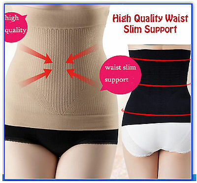 Slim Shape Fit Body Shaper Belt Belly Waist Trimmer Slimming Fit Thinner Waist