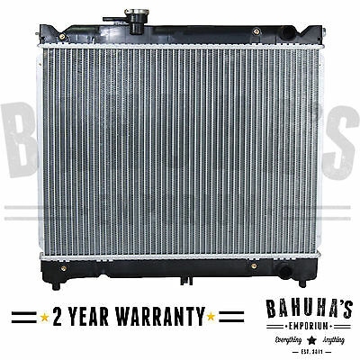 SUZUKI VITARA 1988 1999 / X-90 MANUAL RADIATOR 375mm x 490mm CORE SIZE