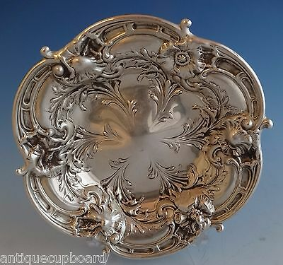 Les Six Fleurs By Reed & Barton Sterling Silver Bowl Small #x276 (#1021)