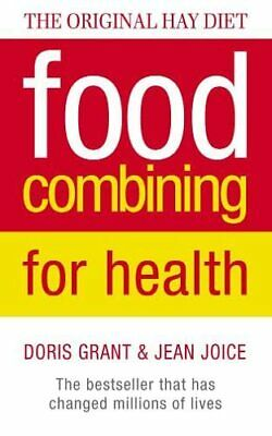 Food Combining for Health: The Original Hay Diet, Joice, Jean Paperback Book The