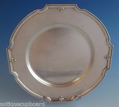 King Albert By Whiting Sterling Silver Bread & Butter Plate #3299 (#1028)