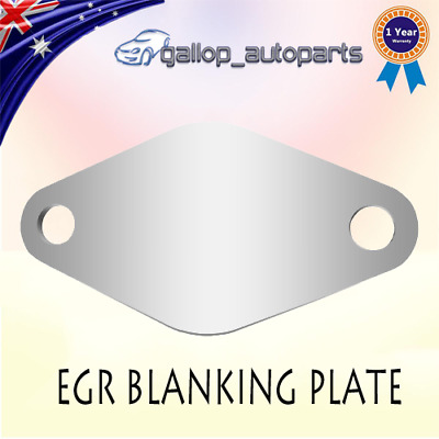 EGR Blanking Plate for Nissan Patrol Navara D22 ZD30 3.0L Direct Injection