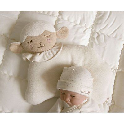 Cute Newborn Infant Baby Support Cushion Pad Prevent Flat Head Kids Sheep Pillow