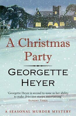 A Christmas Party by Heyer, Georgette Book The Cheap Fast Free Post