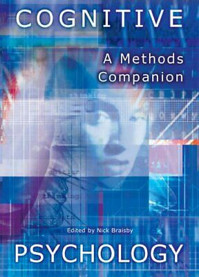 Cognitive Psychology: A Methods Companion Paperback Book The Cheap Fast Free