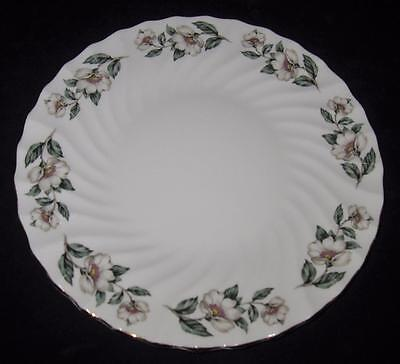 Crown Staffordshire England PEAR BLOSSOM (Scalloped) Dinner Plate