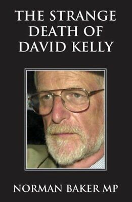 The Strange Death of David Kelly, Baker, Norman Paperback Book The Cheap Fast