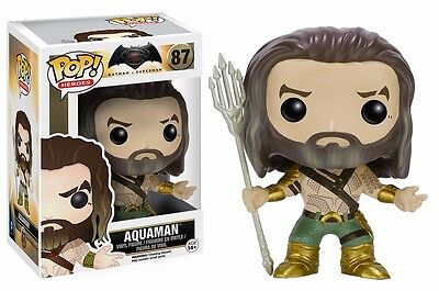 Funko Pop! Heroes Batman vs Superman - Aquaman Action Figure