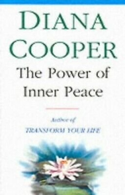 The Power Of Inner Peace by Cooper, Diana Paperback Book The Cheap Fast Free