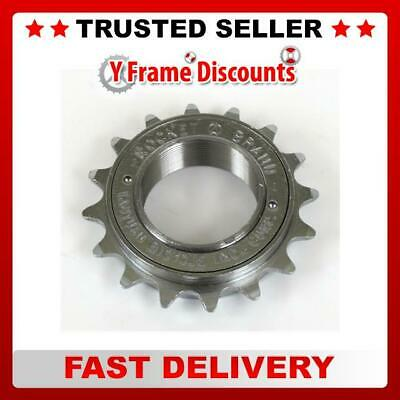 Single Speed BMX Bike Freewheel Sprocket 16T Chrome Plated