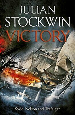 Victory (Thomas Kydd 11) by Stockwin, Julian Hardback Book The Cheap Fast Free