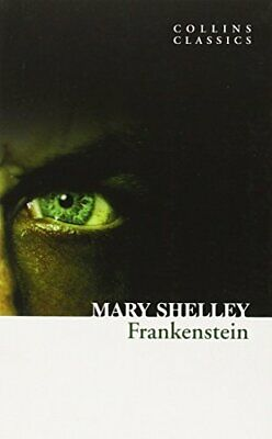Frankenstein (Collins Classics) by Shelley, Mary Paperback Book The Cheap Fast