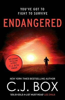 Endangered (Joe Pickett) by Box, C.J. Book The Cheap Fast Free Post