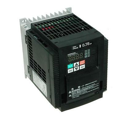 HITACHI, LTD NES1-022HB Inverter, 380-480 volt, 3 phase, 3 HP, 5 5
