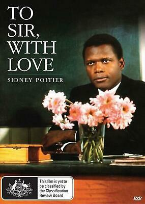 To Sir With Love - DVD Region 4 Free Shipping!