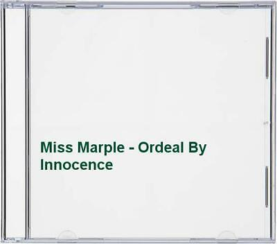 Miss Marple - Ordeal By Innocence - DVD  NWVG The Cheap Fast Free Post
