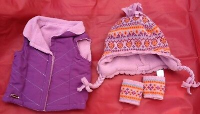 American Girl WARM WINTER ACCESSORIES New In Box!