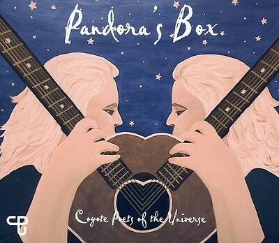 Coyote Poets of the Universe - Pandora's Box [New CD]