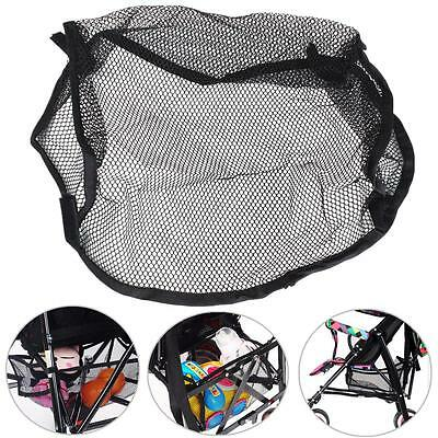 Universal Under Storage Net Bag For Buggy Baby Stroller Pram Basket Shopping