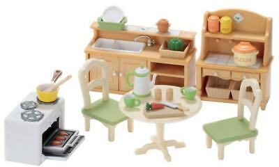Sylvanian Families Country Kitchen Set