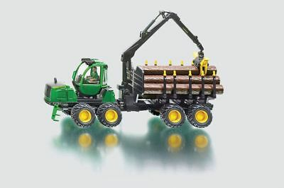 Siku John Deere Forwarder - 1:32 Scale - Toy Vehicle