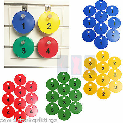 New Large Fitting Room Changing Room Color Disc For Retail And Shopping Centre
