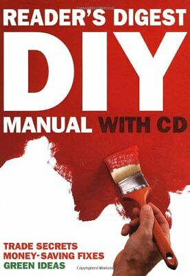 DIY Manual (Readers Digest), Reader's Digest Mixed media product Book The Cheap
