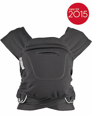 Caboo Baby Carrier | Caboo Baby Carrier from Close | 4 Colours Available
