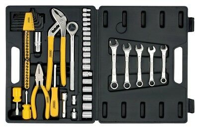 Draper 61 Piece General Purpose Multi Tool Kit Sockets Screwdriver Spanners