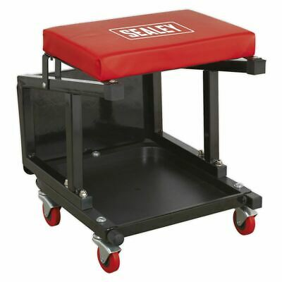 Sealey SCR16 Mechanic's Utility Seat & Step Stool