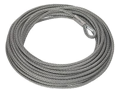 Sealey RW6815.WR Wire Rope (Ø11.5mm x 28mtr) for RW6815