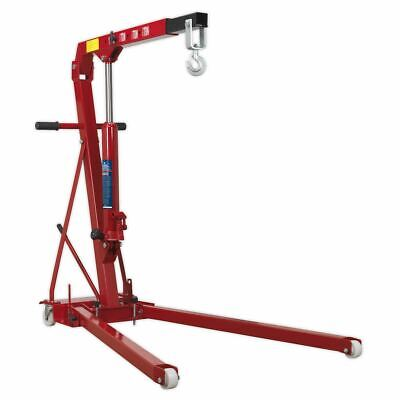 Sealey PH10 Folding Engine Crane 1tonne