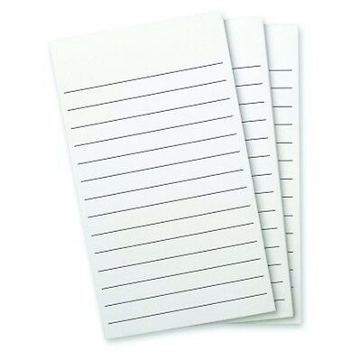 Wellspring Flip Notes Lined Paper Refills for Flip Notes 3 Packs of 3 Pads Each