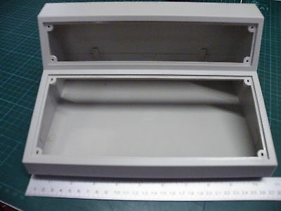 Sloping Box Desktop Instument Case building UR own projects Hobby Electronic 0T1