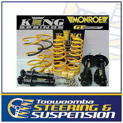 HOLDEN COMMODORE VE King Springs & Monroe Gt Sports Lowering