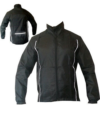 Cycling Jacket Waterproof Reflective Stripes  Running Horse Riding , Hurry Walk