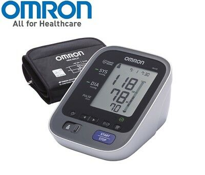 Omron M6 Upper Arm Blood Pressure Monitor Preformed Comfort Cuff 22-42cm / NEW