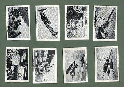 TRADE/ cigarette cards set The R.A.F. at war 1940